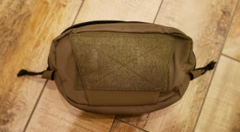 MK1 Hangar Bag Front panel with Soft Velcro